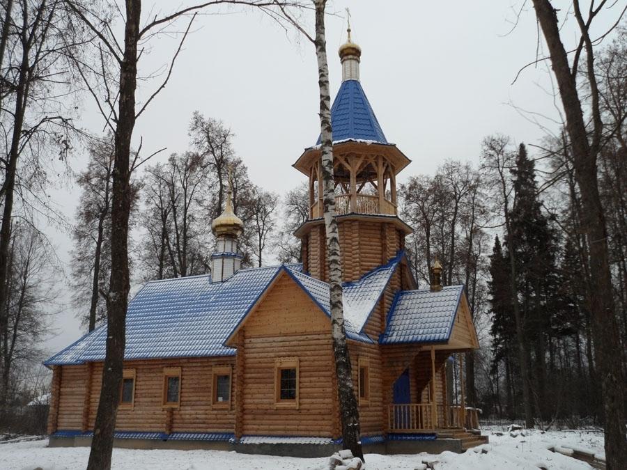 Казанской иконя божьей матери с.Фоминки