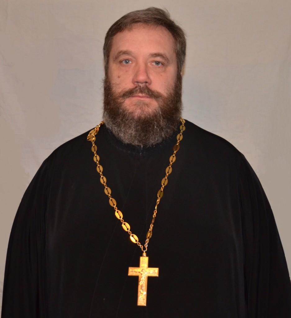 Иерей Петр Колгарев