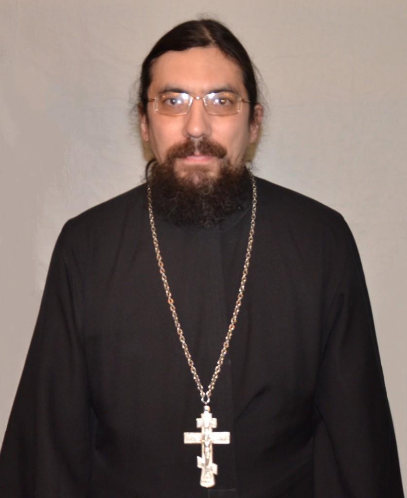 Иерей Деонисий Ашуралиев
