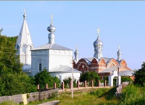 Михаило-Архангельский погост
